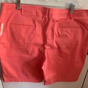 Talbots Shorts - NBW NWT Talbots salmon/ coral colored shorts